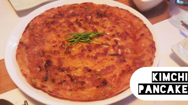kimchi panckae