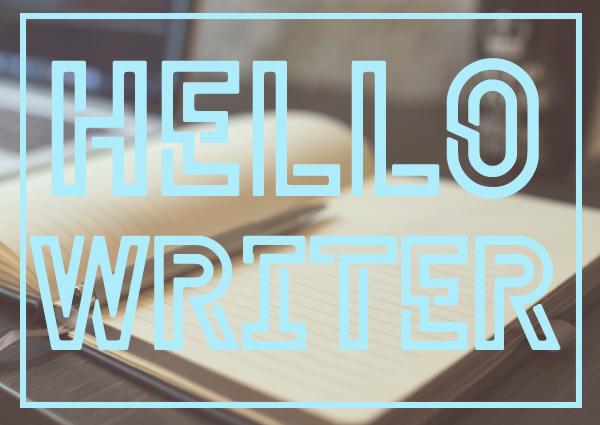 Hello Writer
