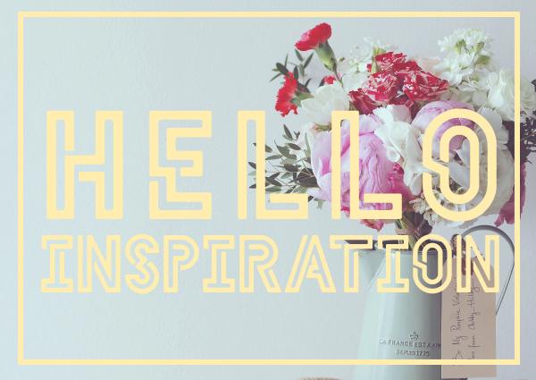 Inspiration Posts