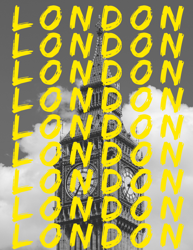 London Brush Lettering
