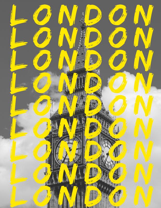 London Brush Lettering
