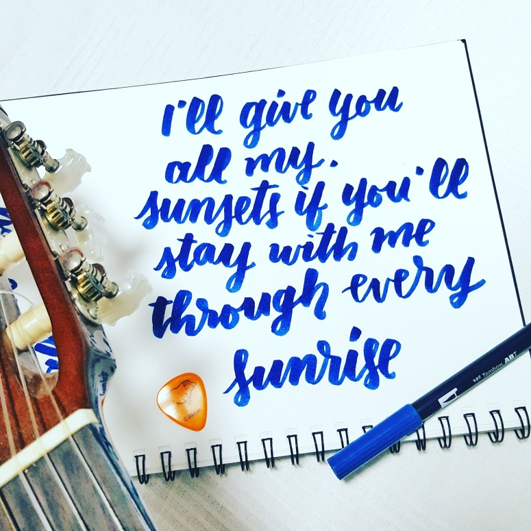 Brush Lettering and Calligraphy by Elle