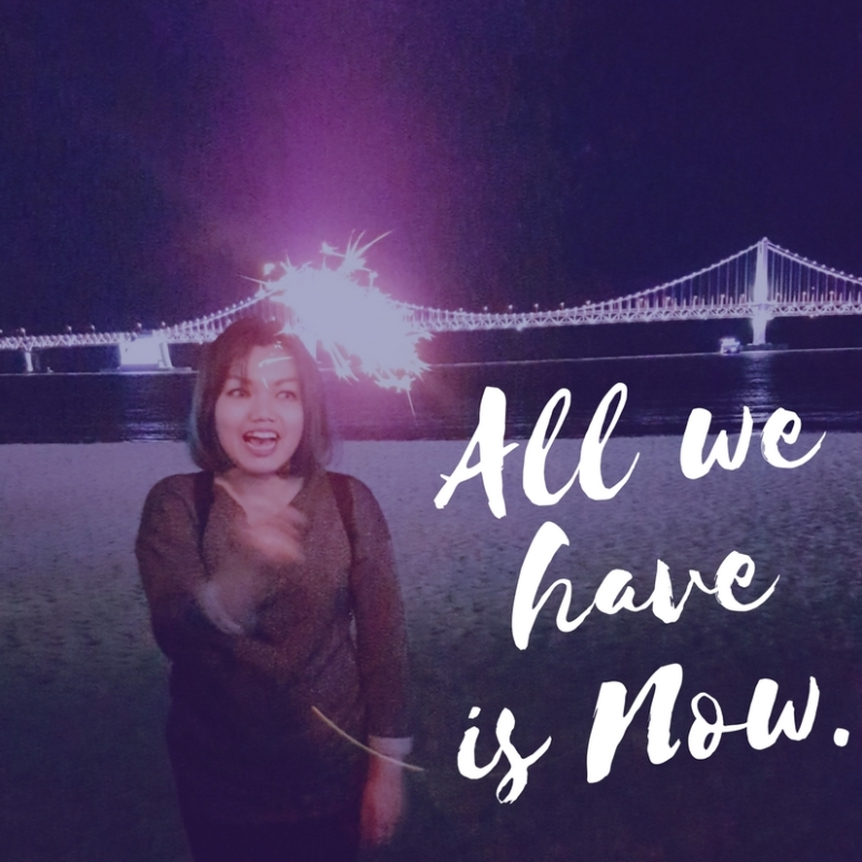 All We Have Is Now - www.hellowanderlings.com